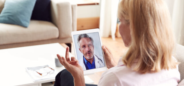 Telemedicine-A Bliss For Providing Better Patient Care