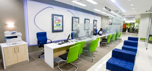Patient satisfaction beyond the front DESK and SOFA
