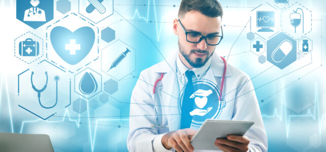 Various Technologies Blending With Healthcare Industry